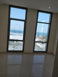Sea View Semi Furnished 3 Bedroom Apartment For Rent in Kuwait