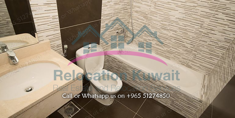 Sea View Corniche 3 Bed Floor For Rent in Kuwait