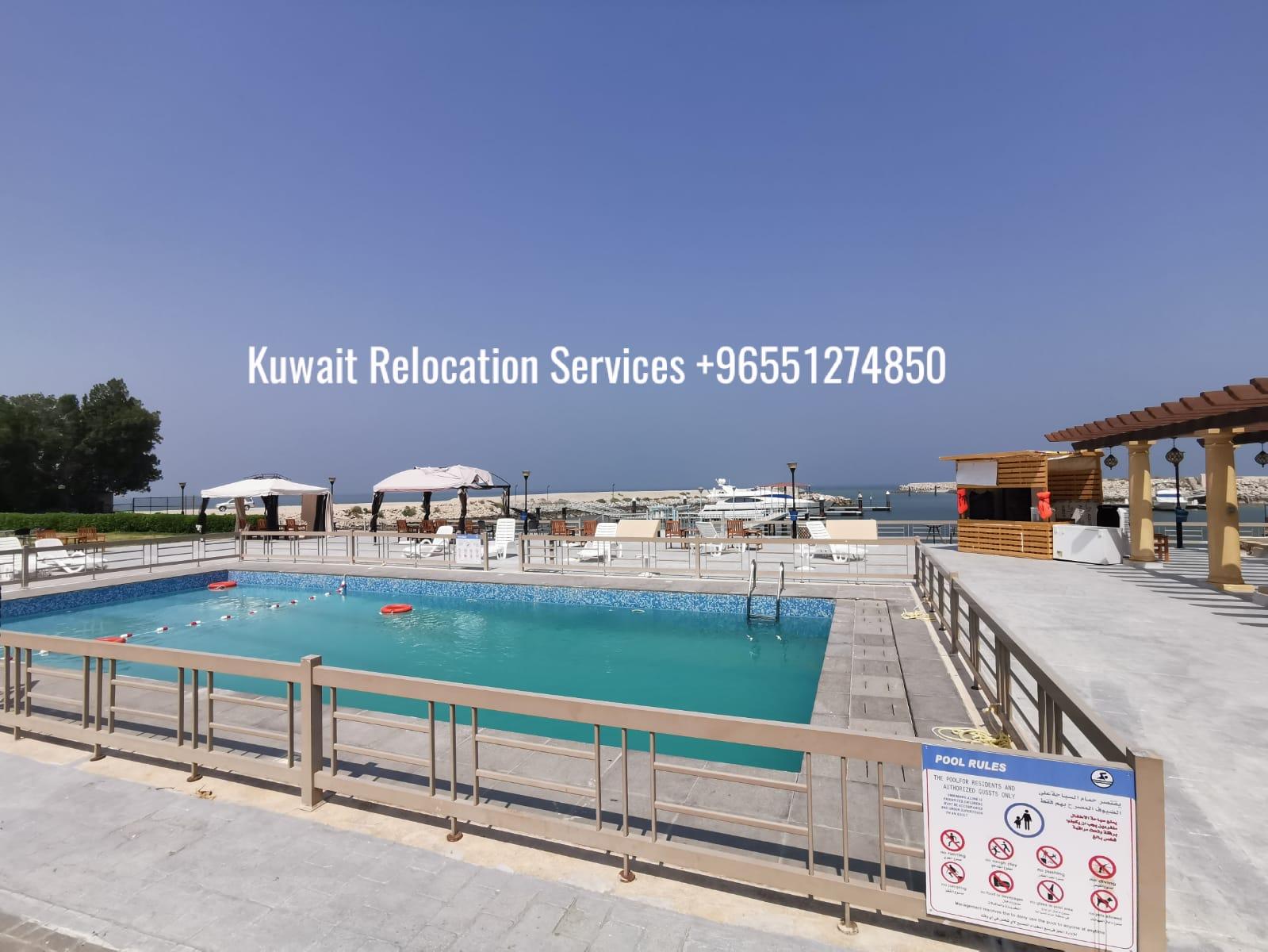 Beach Villa's in a compound 4 masterbeds in Kuwait
