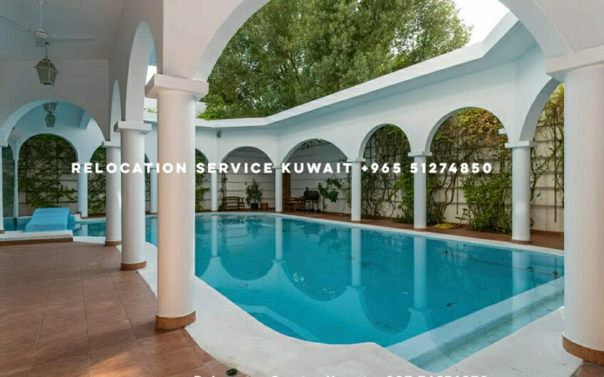 Stunning 3 master bedrooms spacious villa with private pool and garden.