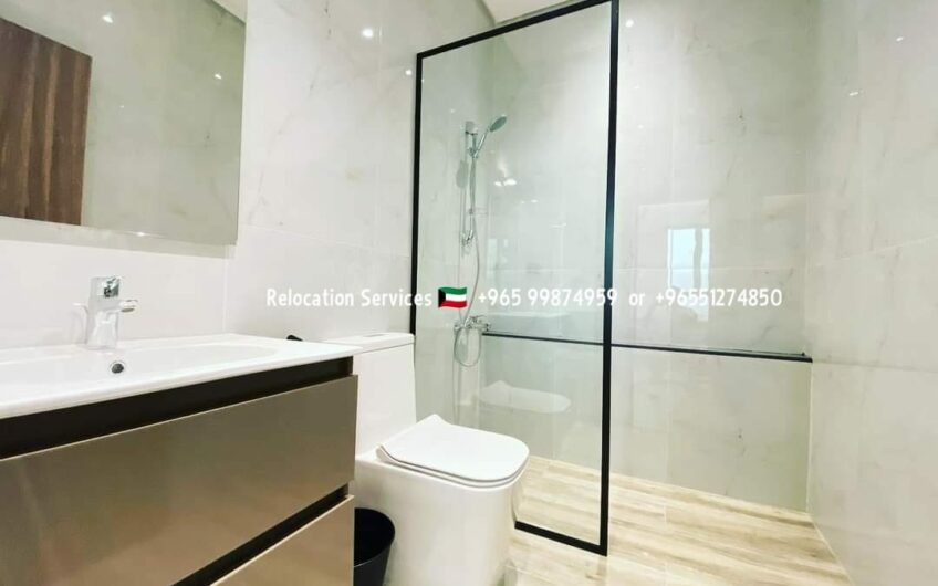 Beautiful fully furnished 1 bedroom apartments with small balcony.