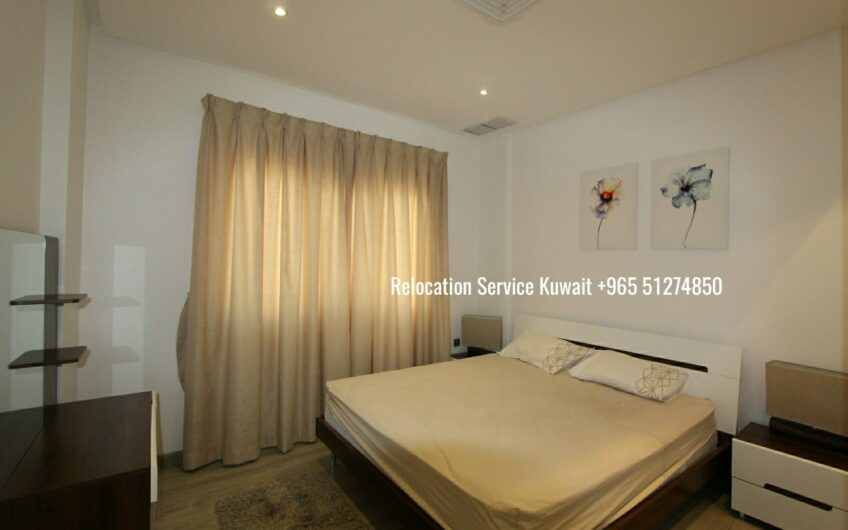 Modern semi furnished sea view and city view apartments with lots of sunlight.